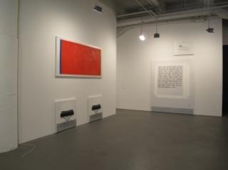 Installation View, Cynthia Daignault
