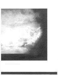 Vue de Mer (Cloudy Skies) c. 1856 (detail), Andrew Cameron