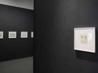 Installation View, Aurie Ramirez