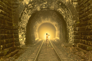Tom (Golden Tunnel), Ryan McGinley