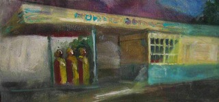 Ronnie\'s, Altadena CA, Lisa R. George