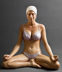 Balance, Carole Feuerman