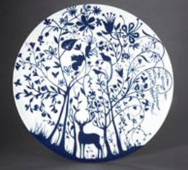 Table Stories Dinnerware Plate,Tord Boontje