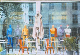 Parisian Beachwear, Diane Alire