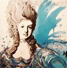 Marie Antoinette, Courtney Raney