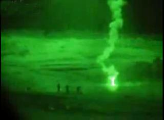 NIGHT BATTLE IN AFGANISTAN 02,