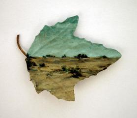 """""""Leaf Horizon (Study of Emirates) , Naz Shahrokh"""