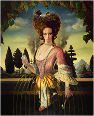 Flaming Cock, David Michael Bowers |