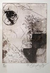 Intaglio Print XVIII, Oliver Jackson