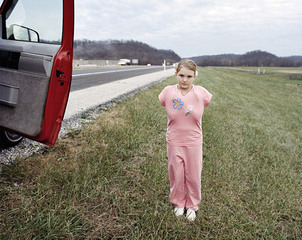 "Outside Lexington, Kentucky from the series ""Stranded"", Amy Stein"