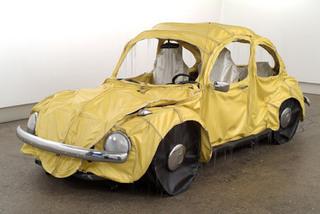 Vocho (yellow), Margarita Cabrera