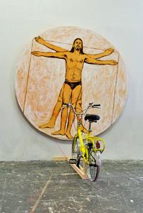 20110607102259-miljan_suknovic_leonardo_s_circle_painting_acrylic_on_canvas_diameter_80____2011