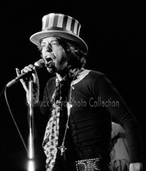 Mick Jagger - Los Angeles Forum, Chuck Boyd