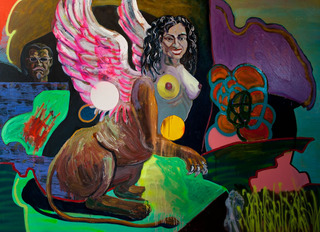 Sphinx, Max Presneill
