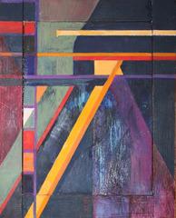 Structural Landscape #8, Gregg Rosen