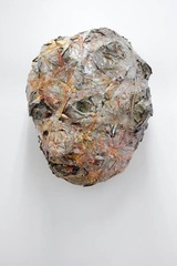 Gnarled Tape Head with Wet Tongue, Rachel Niffenegger