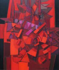 Precolumbine Symbols, Carlos Catasse