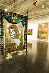 ROUND TRIP: Eight East Los Angeles College Alumni Artists, Willie Herron III