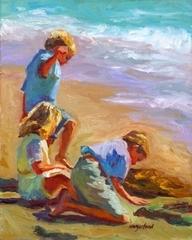 Summer Play, Carol Hungerford