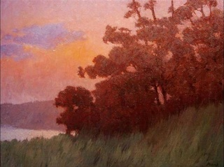 Sunset Glow on Portuguese Bend, Stephen Mirich