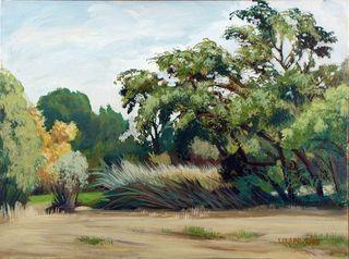 Madrona Marsh Dry, Loren Clapp