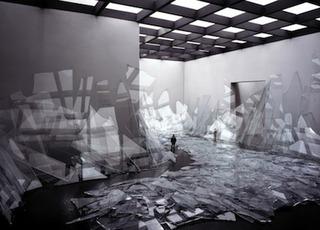 Broken Glass, David Dimichele
