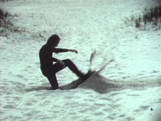 Digging Piece, Vito Acconci