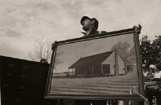 Auction, Bishopville, SC , Ron Amberg