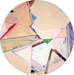 Desert Wheel , Karen Carson