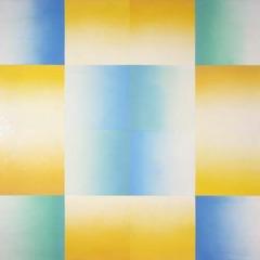 Sky Sun - Flesh Garden Seies , Judy Chicago