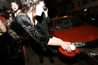 Gentry, Andrea Penzo and Cristina Fiore