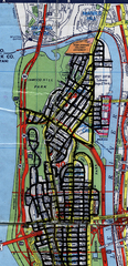 Hagstrom map, Caleb Smith 1971-2013