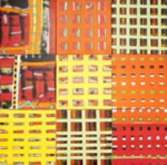 Views from Space, I - IX, Joyce Weiss