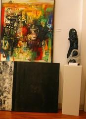 , Wosene Kosrof, Lisa Rasmussen, Shona artists
