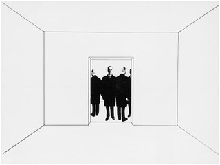Ipotesi per una mostra, Giulio Paolini