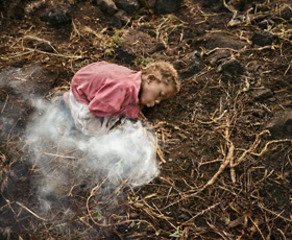 Making Fire, Democratic Republic of Congo, Jim Goldberg