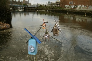 Shrines Of the Gowanus Canal,Anne Percoco