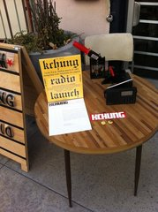 KChung Radio launch,KChung Radio