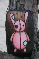 Pink Bunny, Valery Milovic