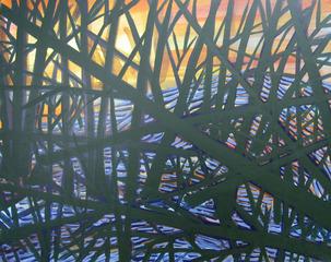 Sunset, John Salhus