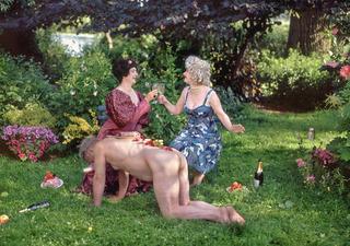 Le déjeuner sur l\'herbe: Life is a picnic, Pépé Smit