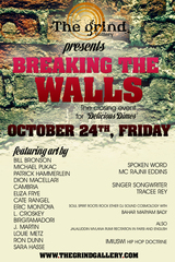 Breaking the walls,