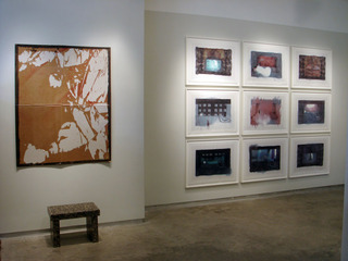Accrochage installation view 1,