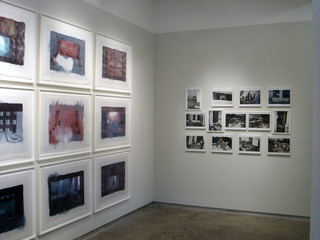 Accrochage-installation view 2,