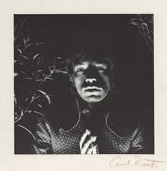 Mick Jagger NPG x14117, Cecil Beaton