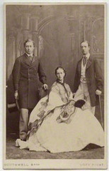 King Edward VII; Alexandra of Denmark; George I, King of Greece,Southwell Brothers