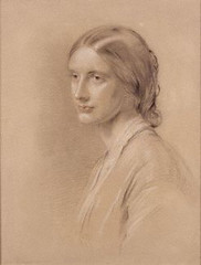 Josephine Elizabeth Butler (née Grey), George Richmond