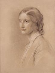 Josephine Elizabeth Butler (née Grey), George Richmond