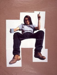 Self-Portrait with Mug of Tea,Sarah Lucas