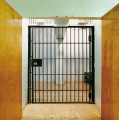Final Holding Cell, Indiana State Prison, Lucinda Devlin